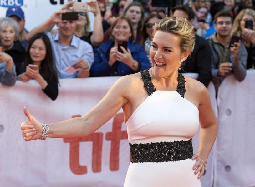 Kate Winslet czuje dziś dumę ze swojego ciała /AP /East News