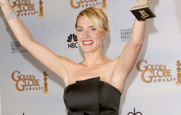 Kate Winslet, fot. Jason Merritt  /Getty Images/Flash Press Media