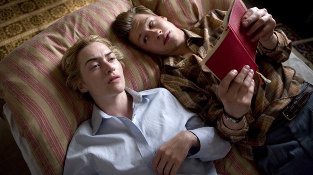 """Kate Winslet i David Kross w filmie """"Lektor"""" /materiały prasowe"""