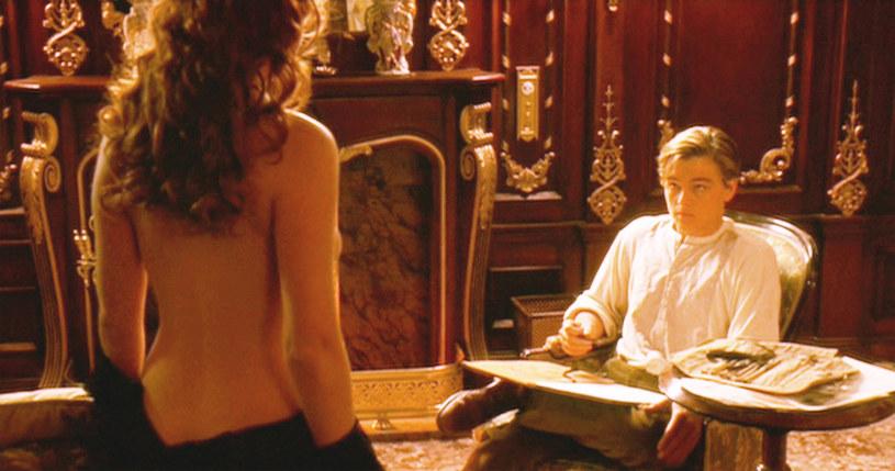 """Kate Winslet i Leonardo DiCaprio w scenie z filmu """"Titanic"""" /CBS /Getty Images"""