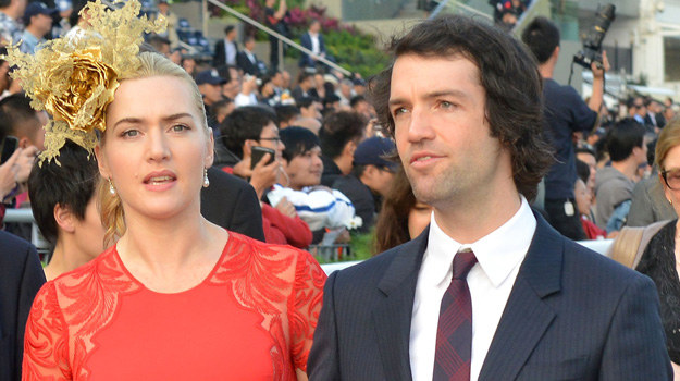 Kate Winslet i Ned Rocknroll /Vince Caligiuri /Getty Images