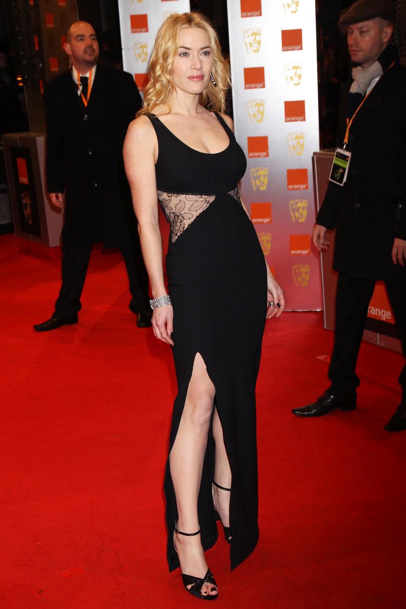 Kate Winslet w kreacji od Stelli  /Getty Images/Flash Press Media