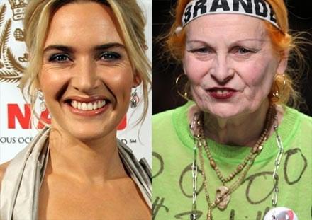 Kate Winslet wcieli się w postać Vivienne Westwood? Nadal tego nie wiadomo... /AFP
