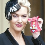Kate Winslet z Orderem Imperium Brytyjskiego