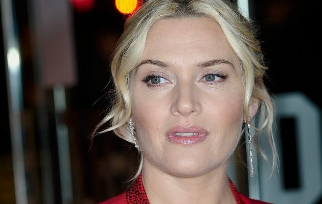 Kate Winslet /- /Getty Images