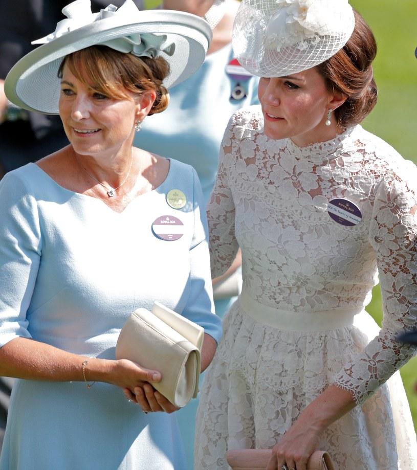 Kate z mamą /Max Mumby/Indigo /Getty Images