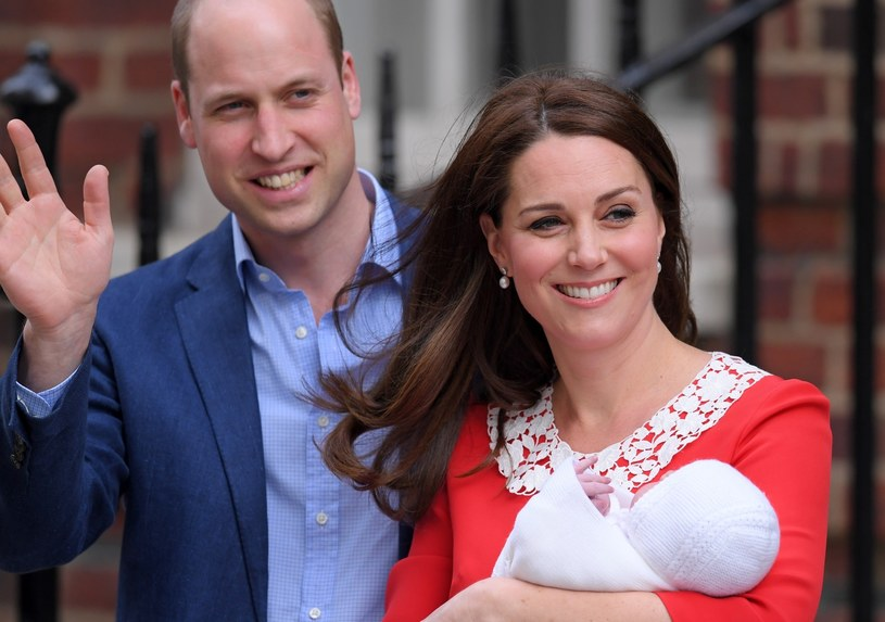 Kate z synem wyszli ze szpitala zaledwie kilka godzin po porodzie /East News