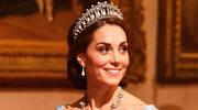 Kate zadała szyku w tiarze księżnej Diany