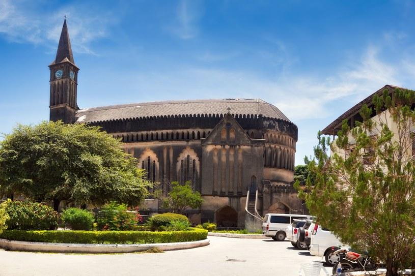 Katedra anglikańska na Zanzibarze /123/RF PICSEL