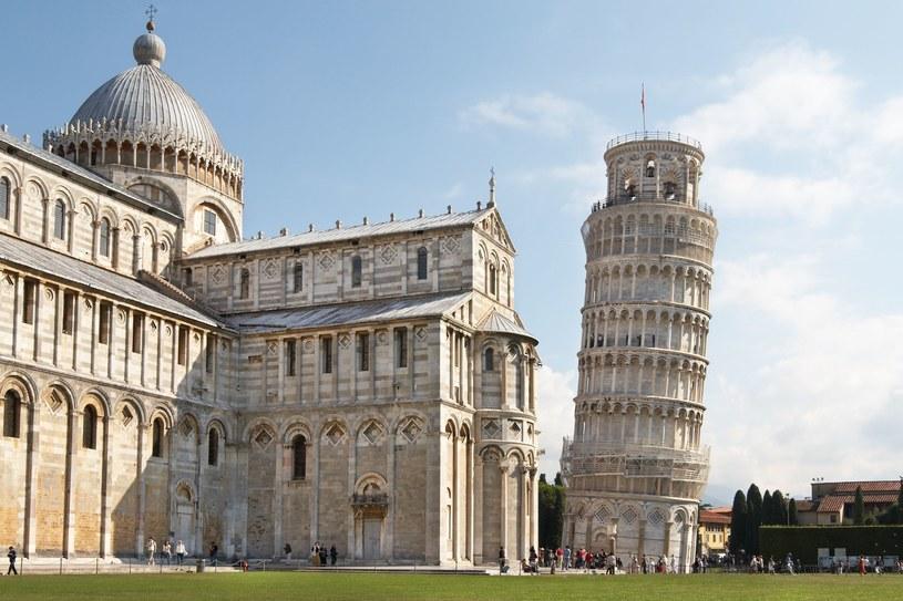 Katedra i krzywa wieża w Pizie /123RF/PICSEL
