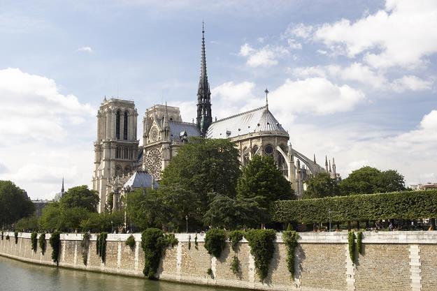 Katedra Notre-Dame, Paryż /poboczem.pl
