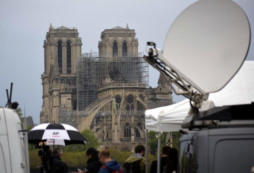 Katedra Notre Dame /INTERIA.PL