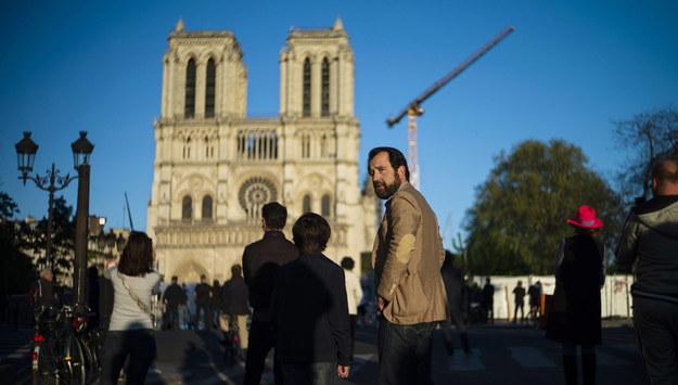 Katedra Notre Dame /YOAN VALAT  /PAP/EPA