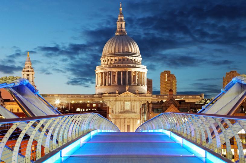 Katedra św. Pawła w Londynie została uznana za najpiękniejszy budynek na świecie /123RF/PICSEL