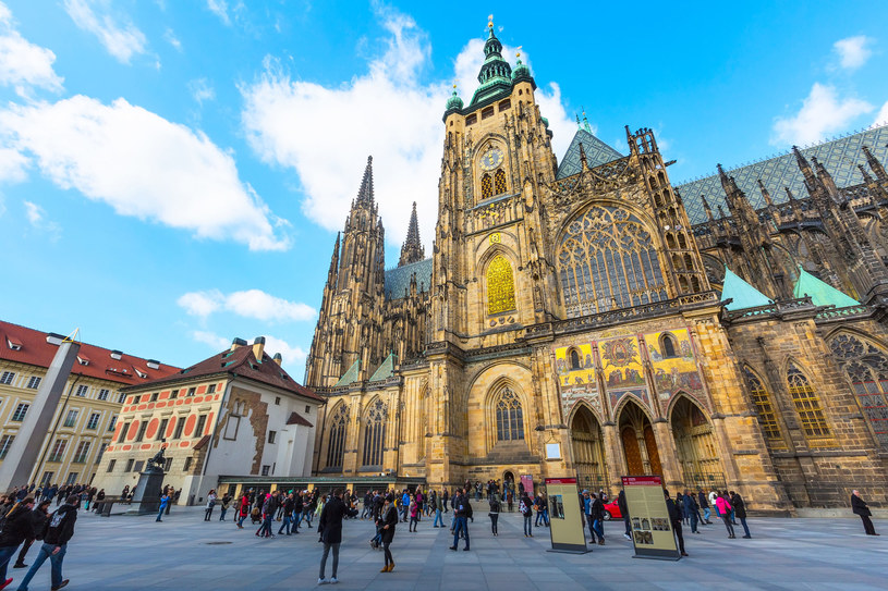 Katedra św.Wita /©123RF/PICSEL