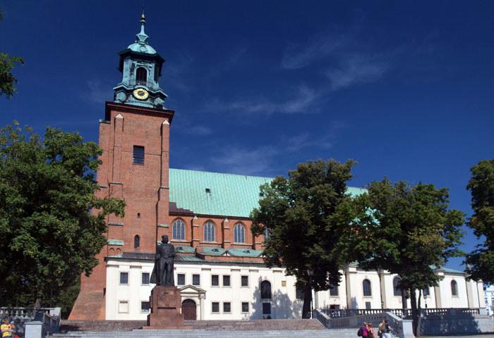 Katedra w Gnieznie /&nbsp