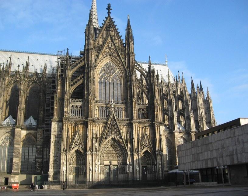 Katedra w Kolonii /Boron/REPORTER /East News