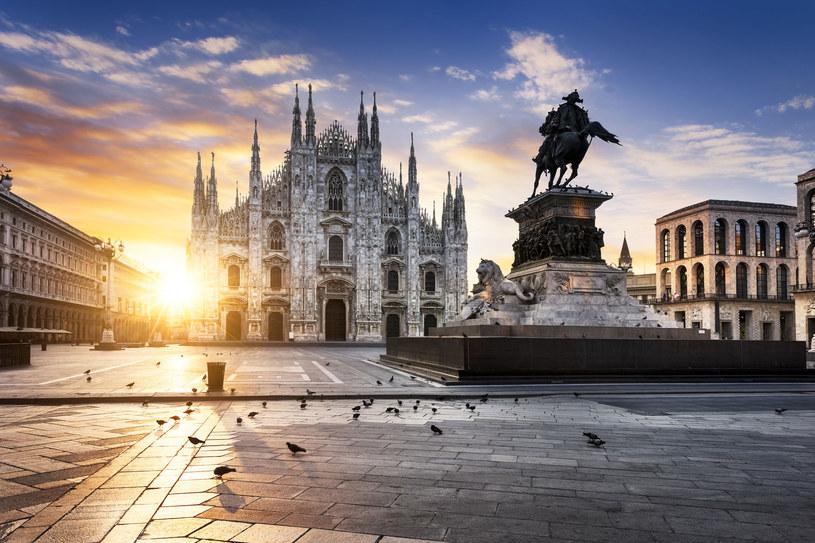 Katedra w Mediolanie /Preve Beatrice  /123RF/PICSEL