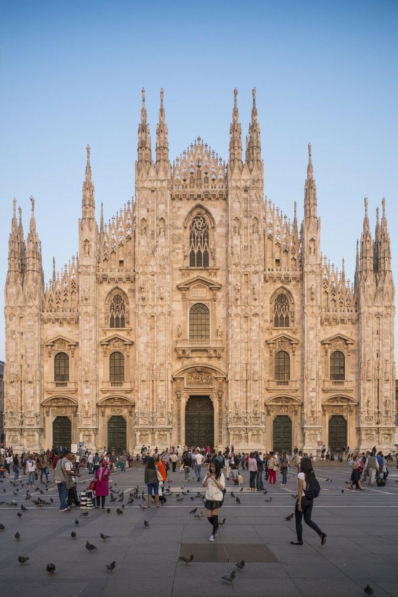 Katedra w Mediolanie /East News