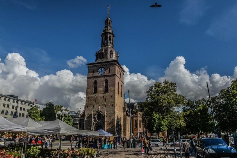 Katedra w Oslo /GERARD/REPORTER /East News
