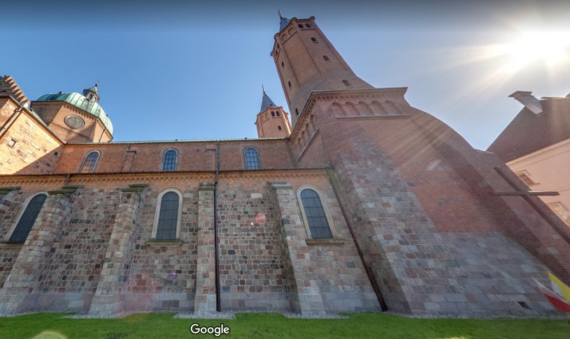 Katedra w Płocku /Google Maps /