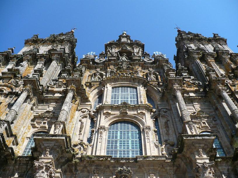Katedra w Santiago de Compostela /INTERIA.PL