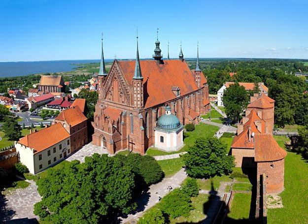Katedra we Fromborku, stan obecny /© Panthermedia