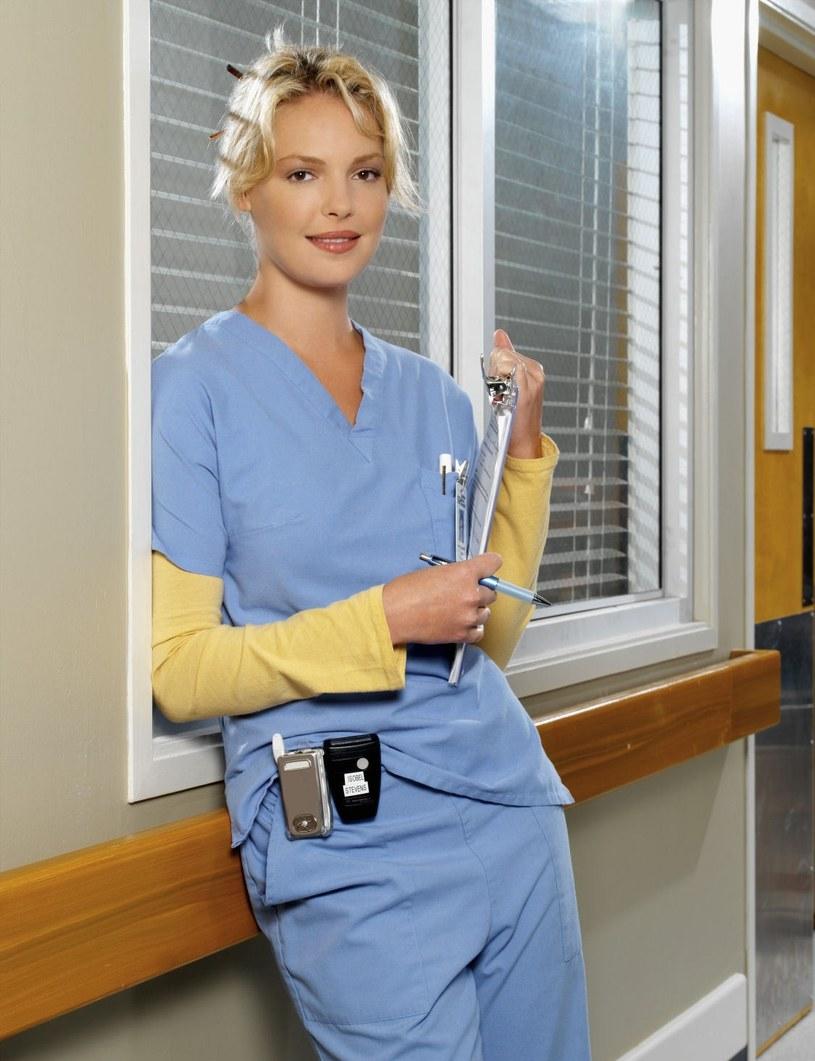 "Katherine Heigl jako dr Isobel Stevens w ""Chirurgach"" /materiały prasowe"