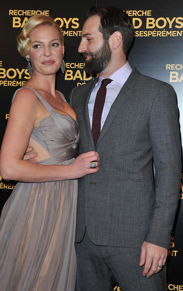 Katherine Heigl, Josh Kelley /Pascal Le Segretain /Getty Images/Flash Press Media
