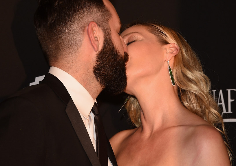 Katherine Heigl z mężem /Jason Merritt /Getty Images