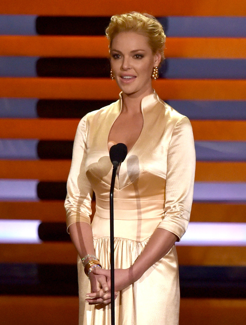 Katherine Heigl /Kevin Winter /Getty Images
