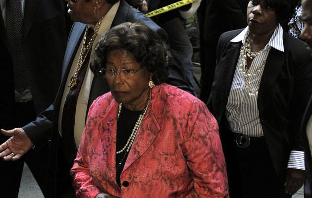 Katherine Jackson miała nadzieję, że Murray dostanie najwyższy wymiar kary.  /Toby Canham /Getty Images
