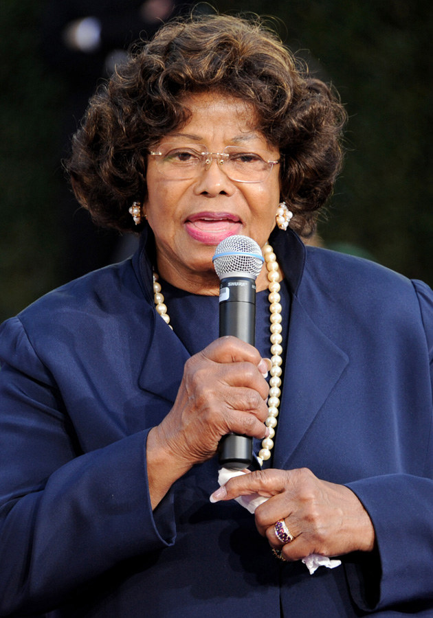 Katherine Jackson /Getty Images