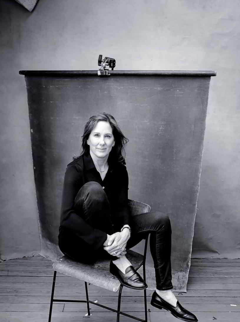 Kathleen Kennedy /Annie Leibovitz / Pirelli /materiały prasowe