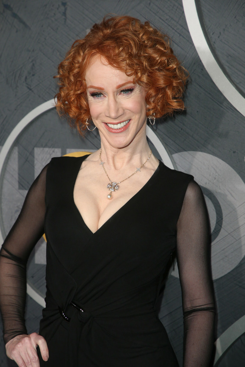 Kathy Griffin /AUG/face to face/FaceToFace/REPORTER /East News