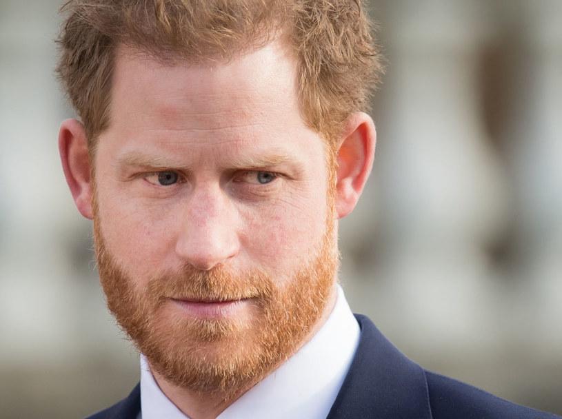 Katie Couric do dziś pamięta, jak pachniał książę Harry podczas wywiadu /Karwai Tang /Getty Images