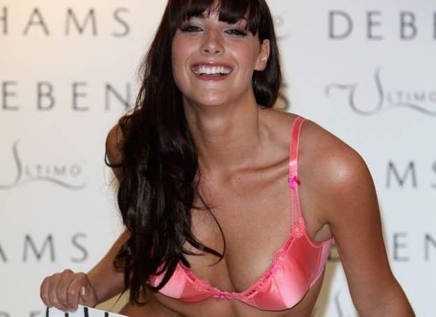 Katie Green - modelka, która nie chciała schudnąć /Getty Images/Flash Press Media