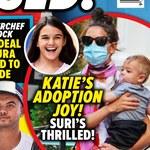 Katie Holmes adoptowała chłopca, by córka miała towarzystwo?
