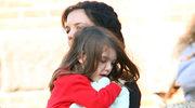 Katie Holmes broni obcasów córki