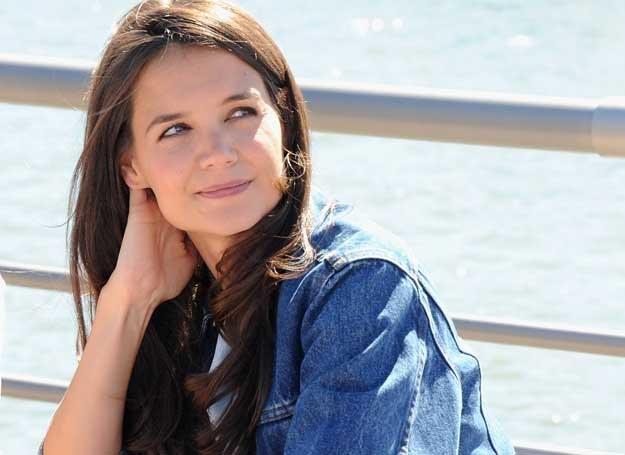 Katie Holmes dostrzega także głębszy wymiar piękna /Getty Images/Flash Press Media