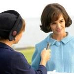 Katie Holmes jako Jackie Kennedy