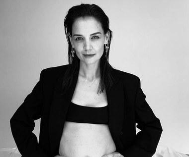 Katie Holmes: Rozstępy na brzuchu