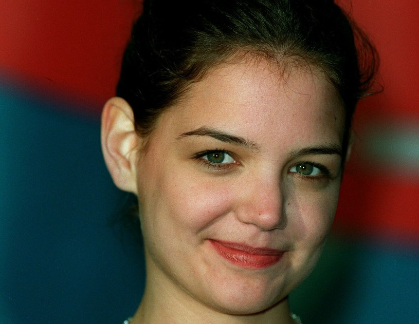 Katie Holmes w 1998 roku /Mary Evans/AF Archive/Graham Whitby Boot. /East News