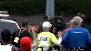 Katie Holmes w maratonie