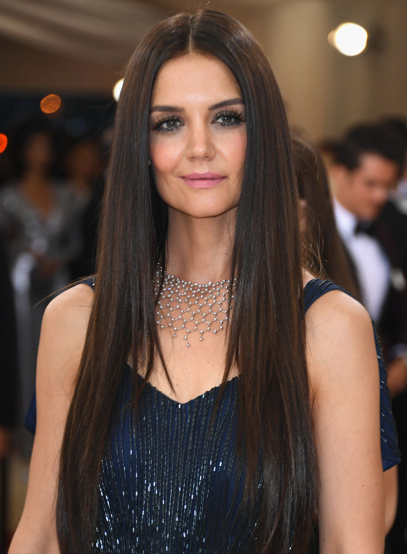 Katie Holmes /Larry Busacca /Getty Images
