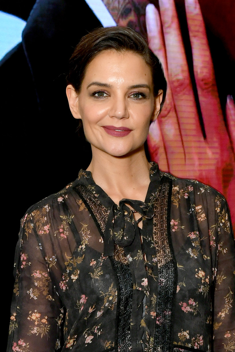Katie Holmes /Mike Coppola /Getty Images