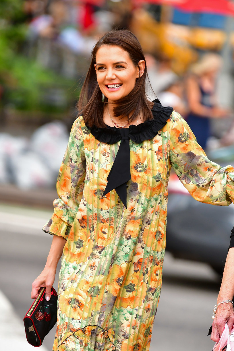 Katie Holmes /James Devaney /Getty Images