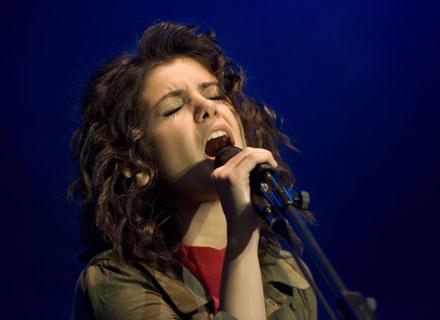 Katie Melua zakończyła panowanie Leony Lewis - fot. Jakubaszek /Getty Images/Flash Press Media