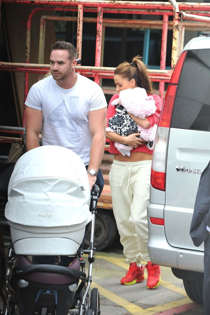 Katie Price i Kieran Hayler /DRP, PacificCoastNews/EAST NEWS /East News