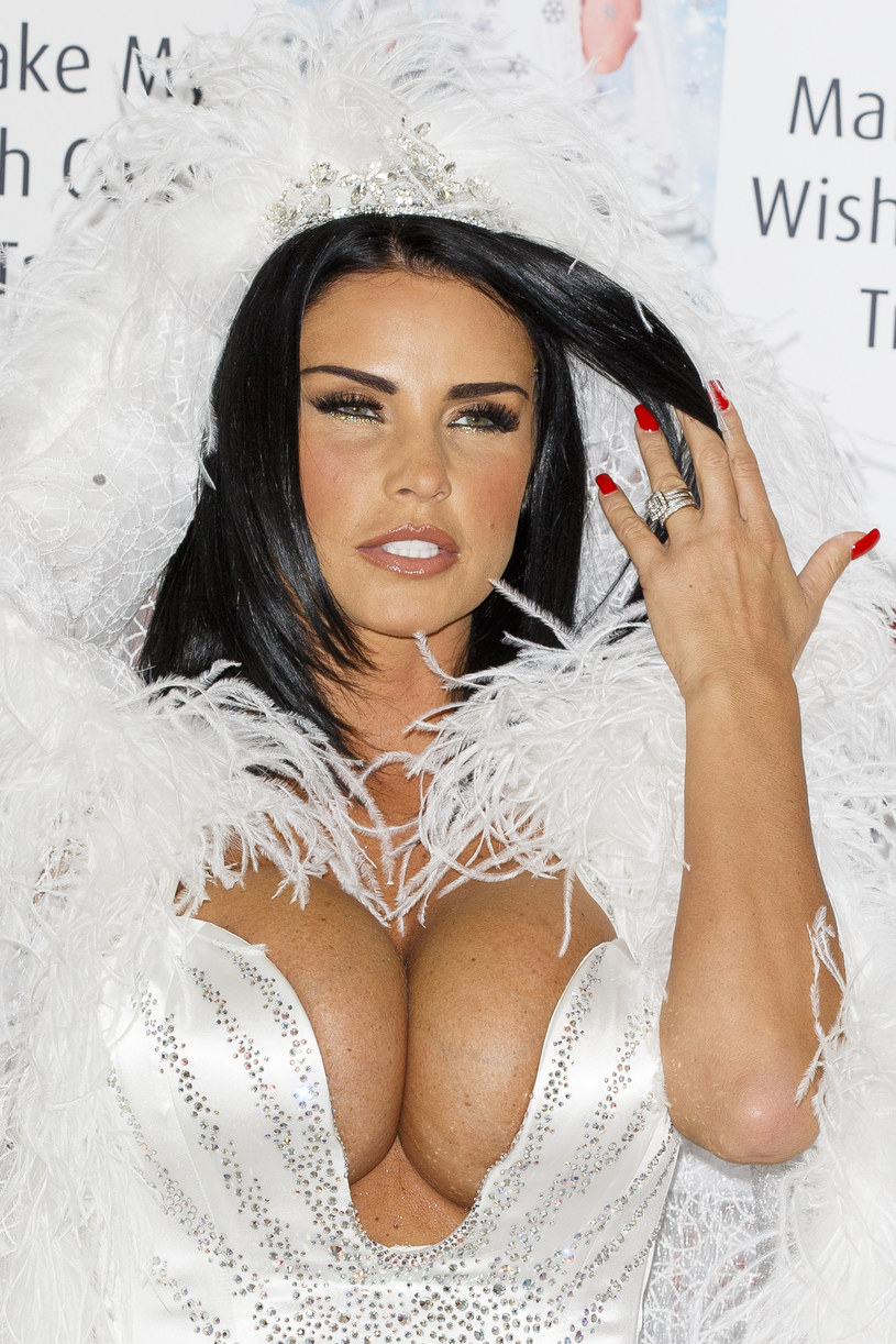 Katie Price /Tristan Fewings /Getty Images